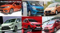 Những mẫu xe hạng A cỡ nhỏ đáng mua năm 2019: Vinfast Fadil có hấp dẫn?