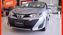 Toyota Bình Tân - Vios E sốsàn - tặng 1 năm bảo hiểm thân vỏ - trả trước từ 135tr