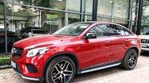 Bán Mercedes GLE43 đời 2017, màu đỏ, xe nhập, ở Nha trang, Khánh Hòa