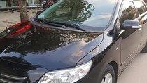 Cần bán Toyota Corolla altis đời 2009, màu đen