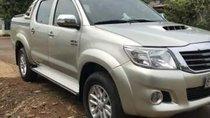 Bán Toyota Hilux 3.0G sản xuất 2013, màu bạc, nhập khẩu số sàn