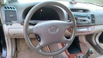 Bán Toyota Camry năm 2005, màu đen, 365tr