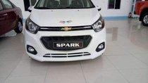 Bán xe Chevrolet Spark LT năm 2018, màu trắng