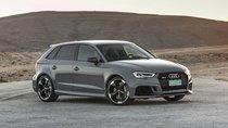 10 xe hơi cỡ nhỏ tăng tốc nhanh nhất: Audi RS3 Sportback đứng đầu top