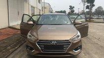 Hyundai Accent 2018 (số sàn + tự động) rẻ nhất, xe đủ màu vay 90%, trả góp chỉ 140tr có xe - LH: 0947371548