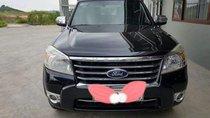 Cần bán Ford Everest năm sản xuất 2011, màu đen, nhập khẩu số tự động, giá 515tr