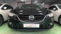 Cần bán xe Mazda 6 2.5AT năm 2015, màu đen