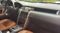 Bán ô tô LandRover Discovery HSE Luxury Sport đời 2015, màu trắng, xe nhập