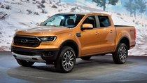 Top xe bán tải bán chạy nhất năm 2018: Ford Ranger không có hàng vẫn đắt khách nhất