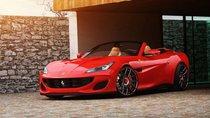Ferrari Portofino cải tiến bắt mắt hơn nhờ tay Wheelsandmore