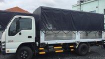 Bán xe tải Isuzu QKH 1.9, màu trắng 2018, giá rẻ, cạnh tranh