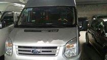 Bán xe Ford Transit 2016, màu bạc, xe gia đình