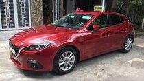 Bán Mazda 3 1.5AT năm sản xuất 2015, màu đỏ như mới giá cạnh tranh