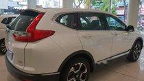Bán xe Honda CR V 1.5L đời 2018, màu trắng, nhập khẩu