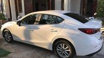 Cần bán gấp Mazda 3 năm 2018, màu trắng chính chủ