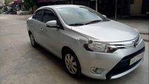 Bán Toyota Vios sản xuất 2016, màu bạc, 465tr
