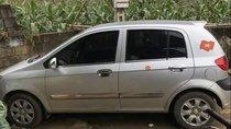Cần bán xe Hyundai Getz đời 2010, màu bạc, nhập khẩu nguyên chiếc