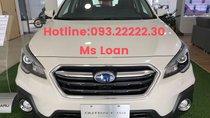 Bán Subaru Outback Eyesight trắng ca may, xe giao ngay, giá ưu đãi gọi 093.22222.30 Ms Loan