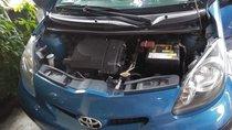 Cần bán Toyota Aygo đăng ký 2013, màu xanh lam, nhập khẩu, 10 túi khí, số tự động