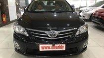 Bán Toyota Corolla Altis đời 2012, màu đen số tự động