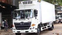 Bán xe tải Hino thùng đông lạnh tải trọng 8 tấn