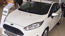 Cần bán xe Ford Fiesta S 1.5 AT năm sản xuất 2018, màu trắng, 520tr
