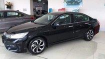 Bán Honda Accord sản xuất năm 2018, màu đen, xe nhập