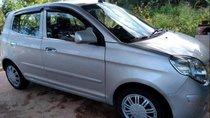 Cần bán lại xe Kia Morning đời 2011, màu bạc, nhập khẩu nguyên chiếc