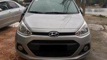 Cần bán Hyundai Grand i10 1.2 MT đời 2016, màu bạc giá cạnh tranh