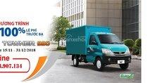 Xe tải Thaco TOWNER990 - KM 100% thuế trước bạ - trả góp - Tp. HCM - 0938.907.134
