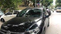 Bán Volkswagen Tiguan năm 2013, màu đen, nhập khẩu nguyên chiếc xe gia đình