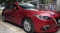 Bán xe Mazda 3 1.5 AT đời 2015, màu đỏ như mới, giá 605tr