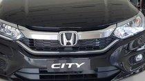 Bán Honda City năm 2018, màu đen, giá tốt