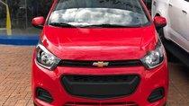 Bán ô tô Chevrolet Spark năm sản xuất 2018, màu đỏ