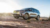 10 xe SUV và CUV địa hình tốt nhất năm 2018: Nên trải nghiệm Kia Sorento