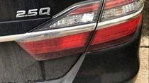 Bán Toyota Camry 2.5Q 2016, màu đen, xe gia đình giá cạnh tranh