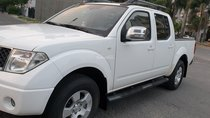 Bán Nissan Navara XE AT 4×4 model 2014 SX T10/ 2013 màu trắng, nhập khẩu, số tự động mới 95%