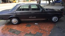 Cần bán Mercedes 2.0 đời 1990, màu xám, nhập khẩu