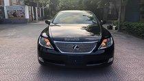 Cần bán Lexus LS 460L sản xuất năm 2008, màu đen, nhập khẩu