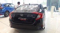 Bán Honda Civic 1.5L Vtec Turbo sản xuất 2018, màu đen, xe nhập