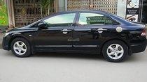 Bán Honda Civic 1.8 AT năm sản xuất 2008, màu đen như mới