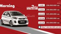 Bán xe Kia Morning 1.25 - Bảng giá xe Kia Gia Lai mới nhất, ưu đãi đặc biệt nhân nhịp cuối năm _ 0974.312.777