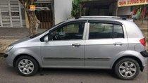 Cần bán xe Hyundai Getz 2009, màu bạc, giá tốt
