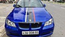 Cần bán lại xe BMW 3 Series 320i 2.0AT 2008, màu xanh lam, nhập khẩu như mới