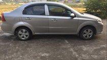 Cần bán Daewoo Gentra SX 1.5MT sản xuất 2009, màu bạc, xe nhập xe gia đình