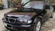 Bán xe BMW 3 Series 318i 2.0 năm 2005, màu đen chính chủ, giá chỉ 260 triệu