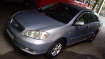 Cần bán xe Toyota Corolla altis năm 2003, màu xám chính chủ