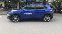 Bán Hyundai Kona đời 2018, màu xanh lam