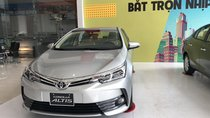 Bán Toyota Corolla altis 1.8G AT sản xuất 2018, màu bạc, 753 triệu