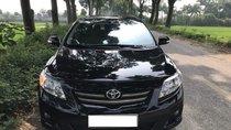 Cần bán gấp Toyota Altis 2009 số sàn, màu đen